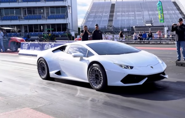 Lamborghini Huracán Dallas Performance 2.000 cv