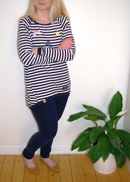 Tante Hertha Wohlfühl - Shirt von Echt Knorke