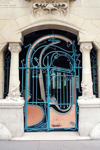 Di qua e di la belle epoque art nouveau urbanistica e - Art nouveau mobili ...