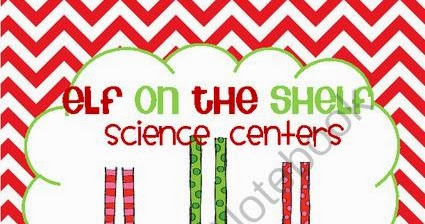 Elf On The Shelf Does Science Simply Sprout