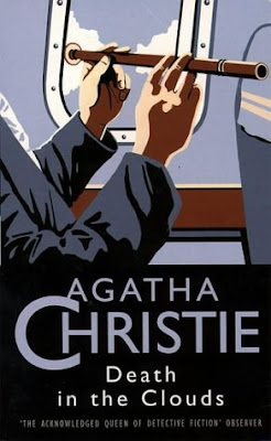 #BookReview: Death in the Clouds by Agatha Christie