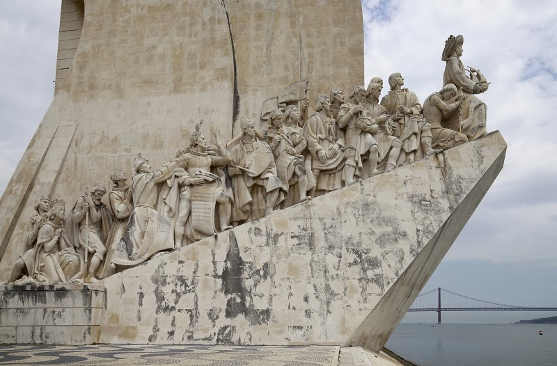 Discoveries Monument, Lisbon, Portugal - Top 20 Spots to See in Europe