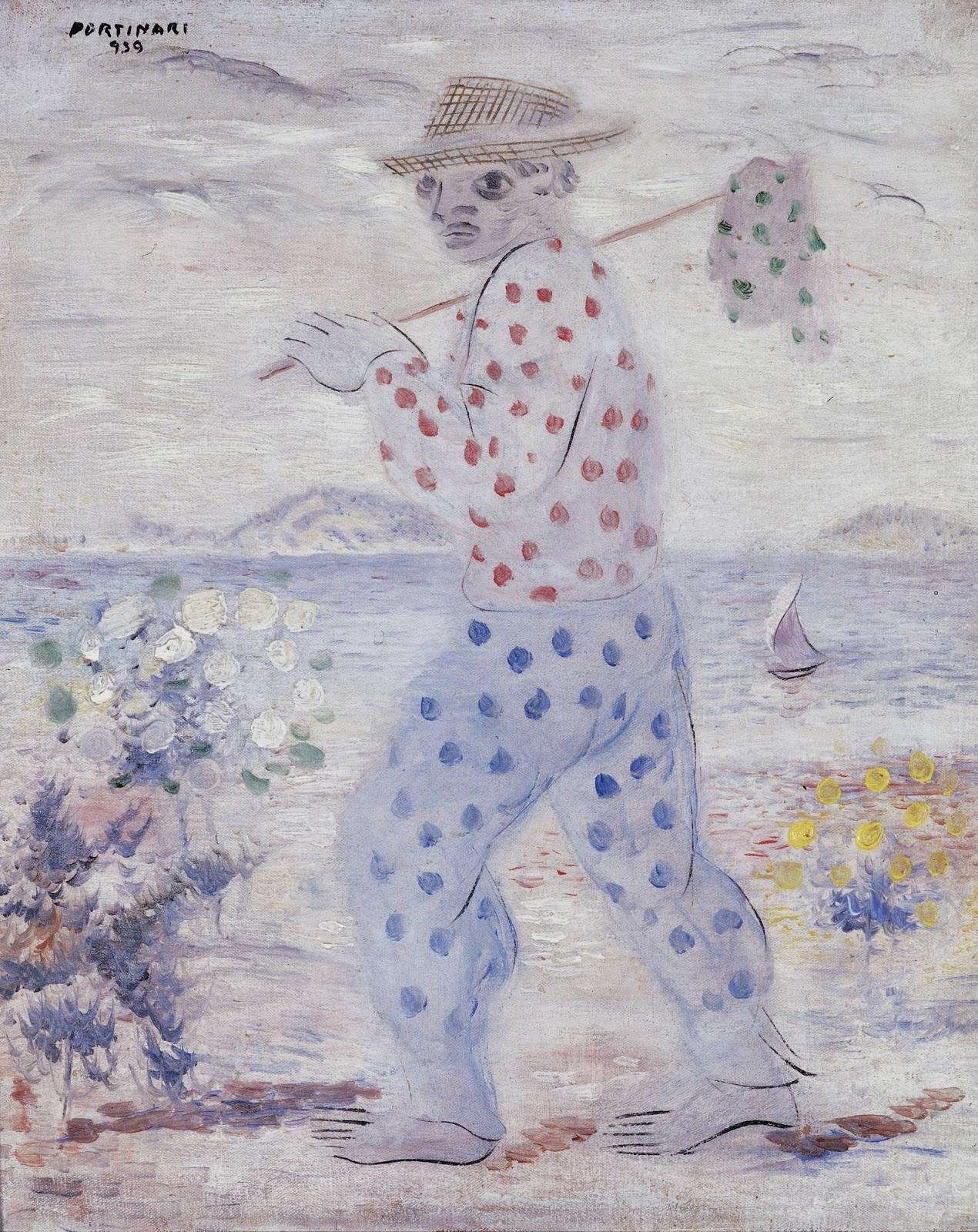 Pescador, Cândido Portinari