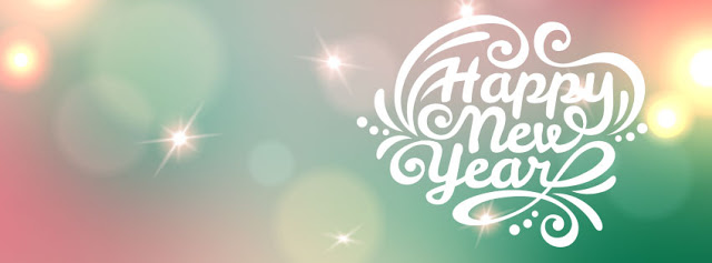 2017 New Year Facebook Covers