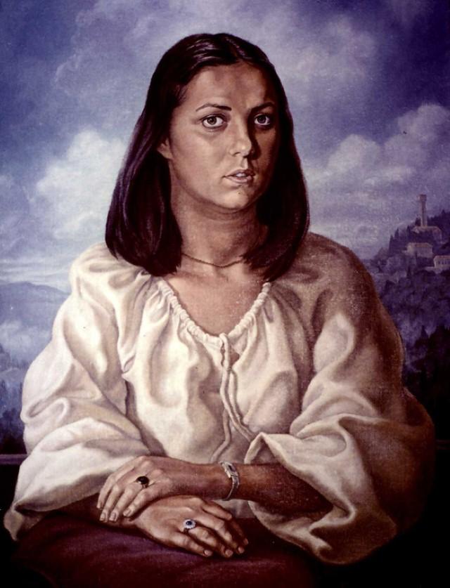 Канадский художник. Edmund Prior 5
