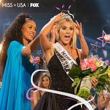 bueaty sicrate of miss USA
