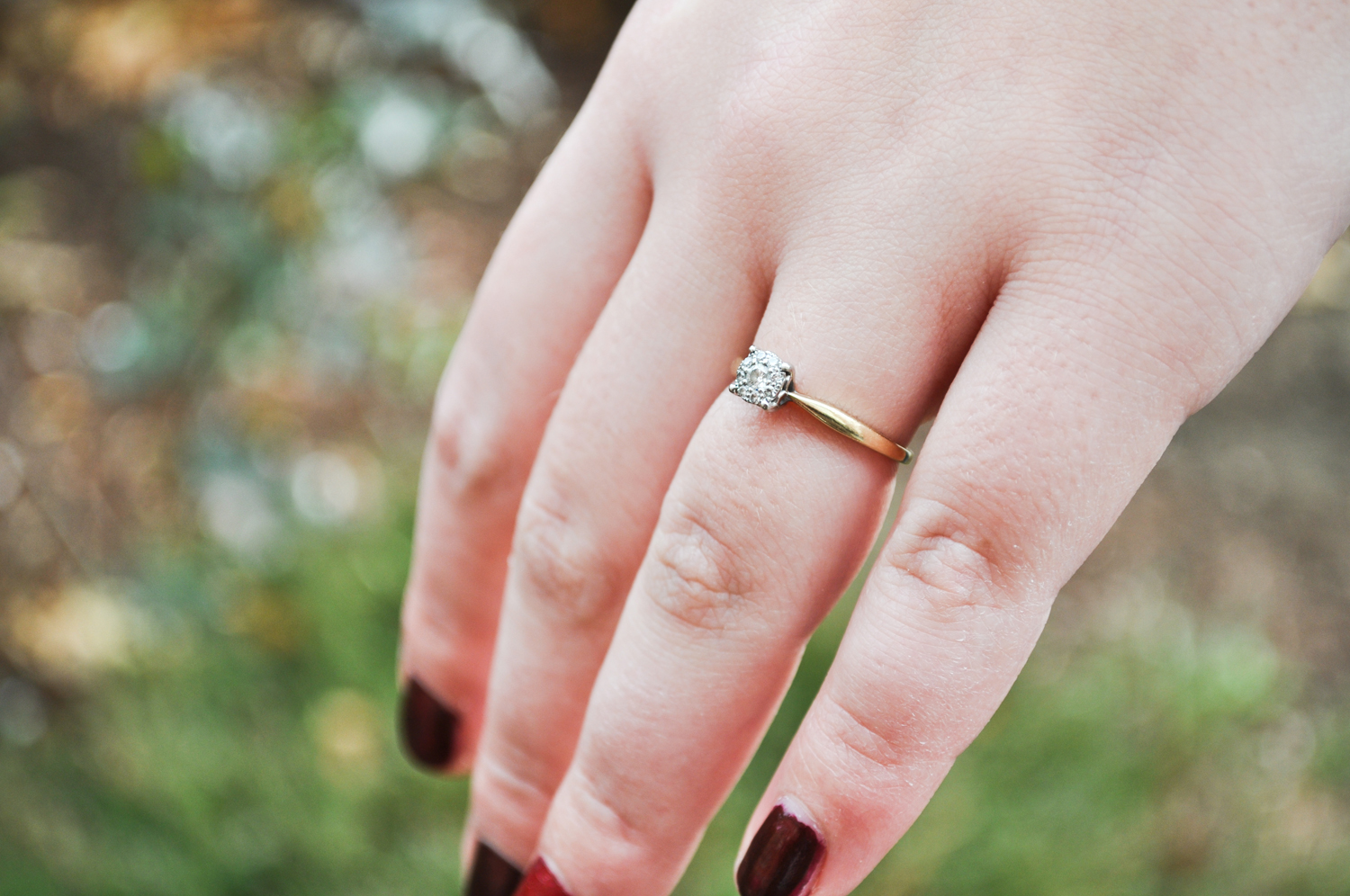 finger promise ring - Best 28 images - fashion stainless ...