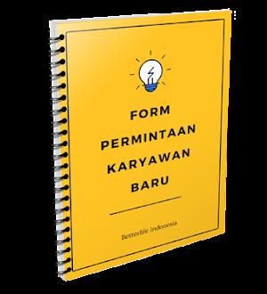 Form Permintaan Karyawan Baru (Template)