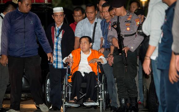 Publik Tunggu Keberanian Setya Novanto Ungkap Keterlibatan Elit Lain