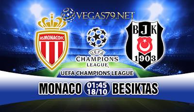 Nhận định, soi kèo nhà cái Monaco vs Besiktas