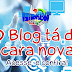 Novo layout do Blog Venturosa360°