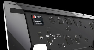 Qualcomm Snapdragon 850 processor announced for Windows 10 PCs