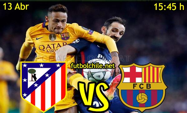 VER STREAM RESULTADO EN VIVO, ONLINE: Atlético Madrid vs Barcelona