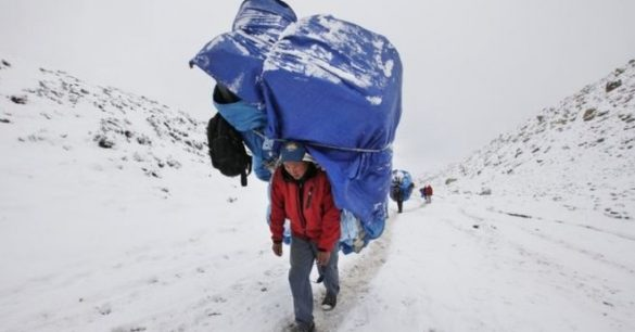 Kemampuan Super Suku Sherpa Himalaya