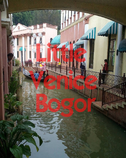 Little Venice Kota Bunga Info Lengkap Rute Lokasi Htm
