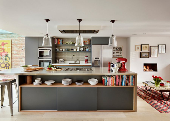 A Modern and Lovely Kitchen
