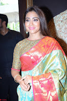 Shriya Saran Looks Stunning in Silk Saree at VRK Silk Showroom Launch Secundrabad ~  Exclusive 125.JPG