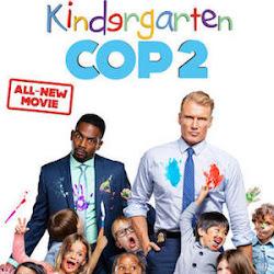 Poster Kindergarten Cop 2 2016