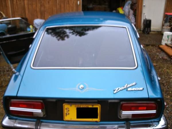 Craigslist Seattle Cars By Owner >> 1971 Datsun 240Z Fully Restored | Auto Restorationice