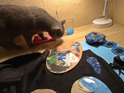 Blog o szyciu DIY i malowaniu tkanin