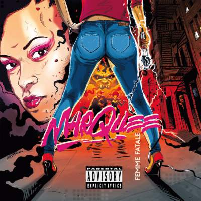 Marquee & Ninjustice - Femme Fatale - Album Download, Itunes Cover, Official Cover, Album CD Cover Art, Tracklist