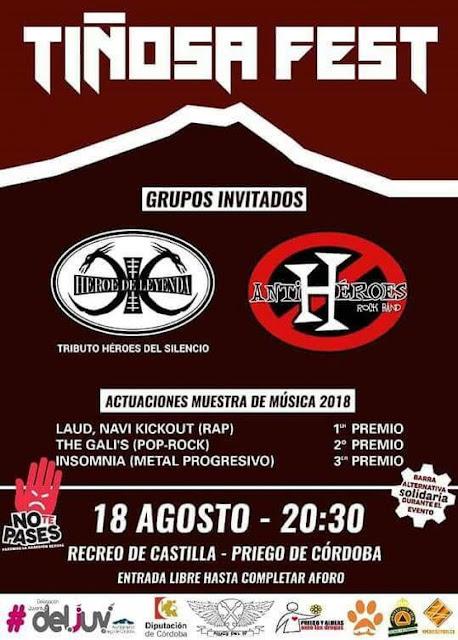 Tiñosa Fest 2018