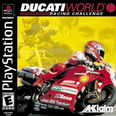 descargar ducati  world racing challenge psx mega