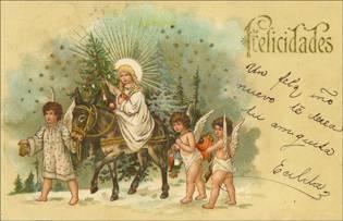25 son membering usted en Navidad/'S Pequeño floristería tarjetas Bayas tumba Flores Posy