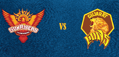 SRH vs GL IPL 2017 Match 6
