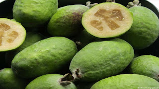 Feijoa fruit images wallpaper