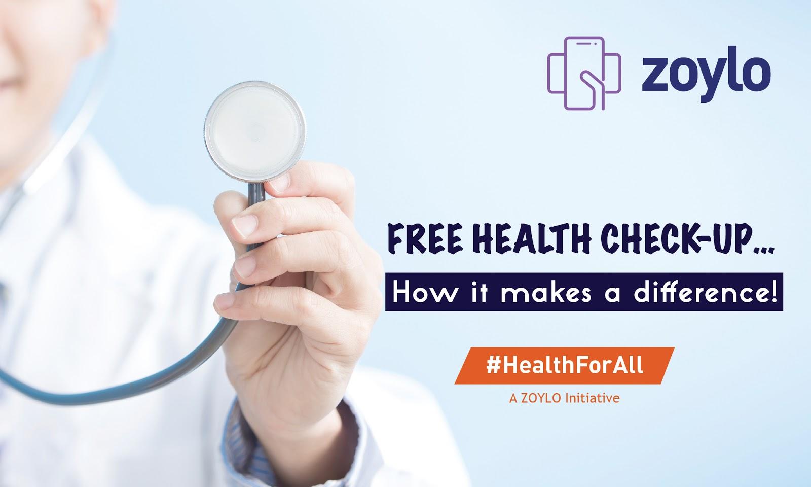 World Health Day |  FREE health checkup | Free Doctor Consultation - Zoylo