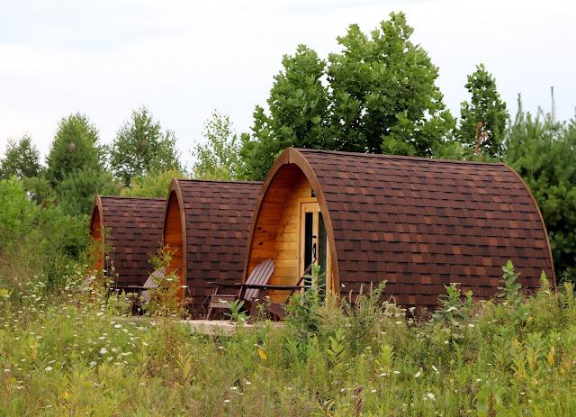 Long Point Eco Adventures Wilderness Suite