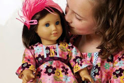 Choosing Fabric for Doll Clothes