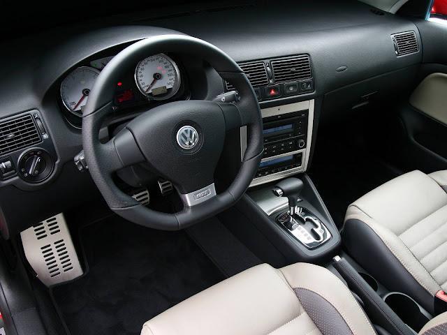 VW Golf GTI 2008 193 cv Automático - interior