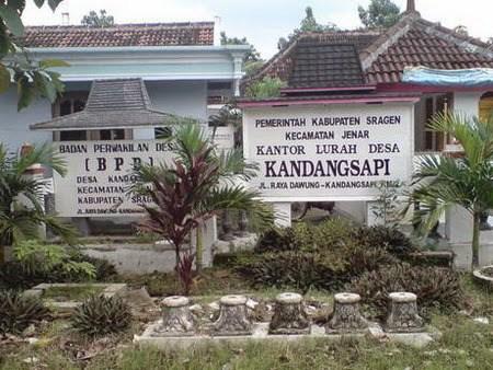 Desa Kandang Sapi