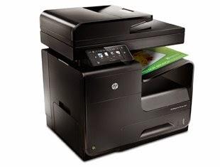 HP Officejet Pro X551DW Driver Download