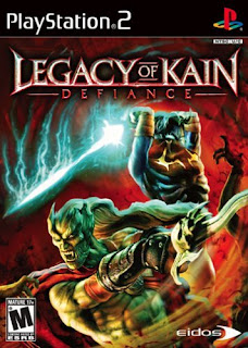 Legacy of Kain: Defiance (PS2) 2003