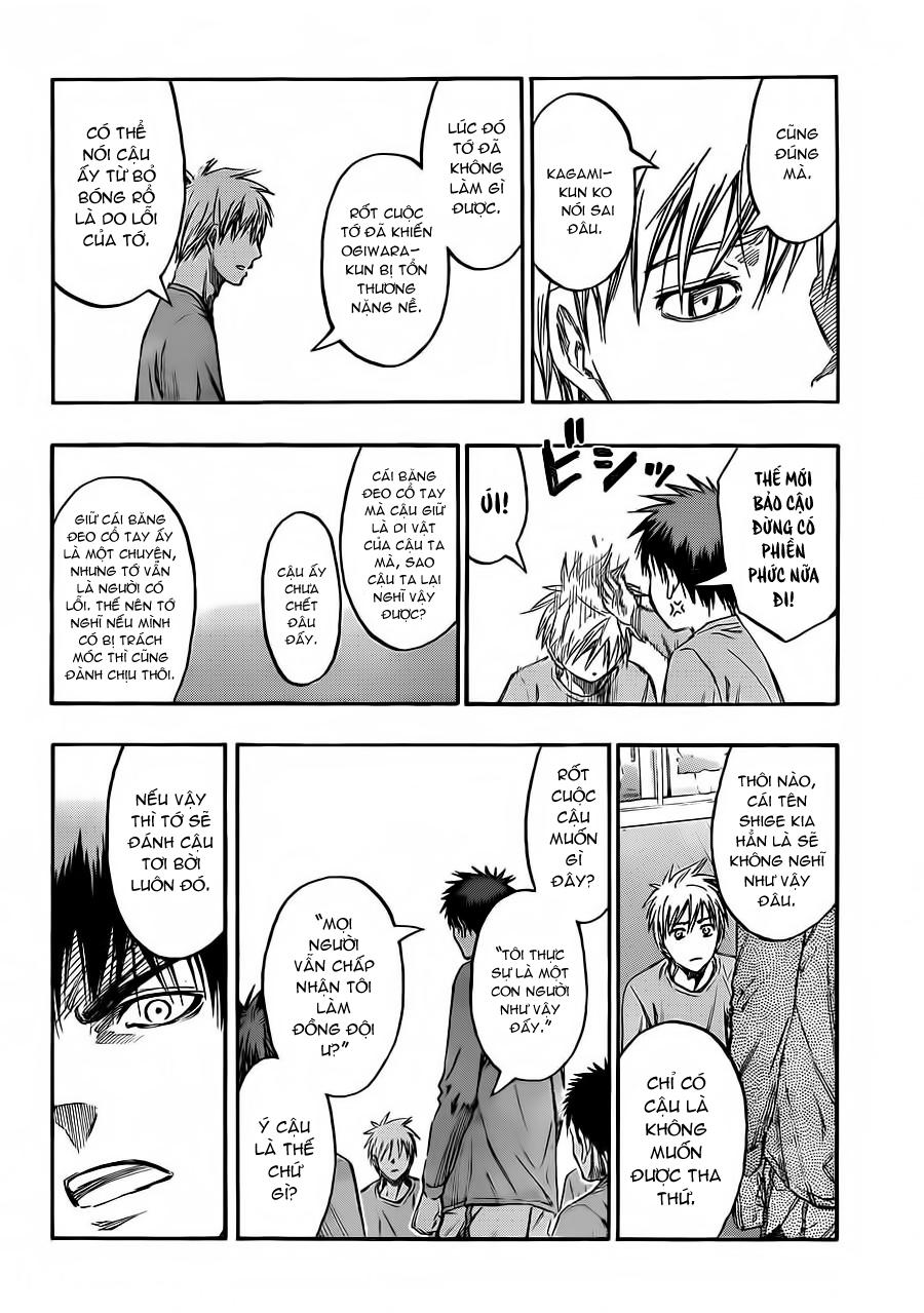 Kuroko No Basket chap 228 trang 8