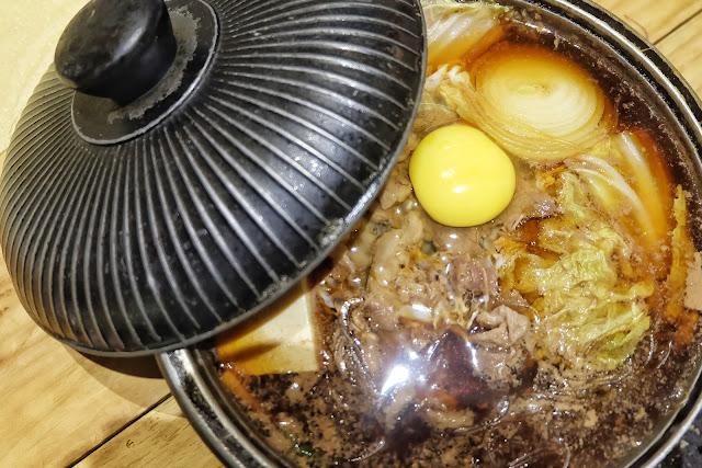 Shiratake Sukiyaki Soup Mushroom