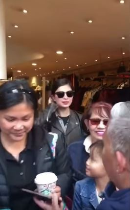 Angel Locsin Was Kind Enough to Accommodate her Fans in New Zealand