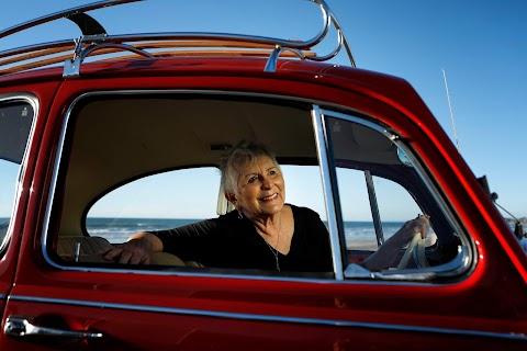 Car Girl:  Kathleen Brooks