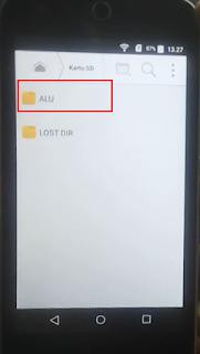 Cara Flash Acer Liquid Z320 Via SD Card 100% Work