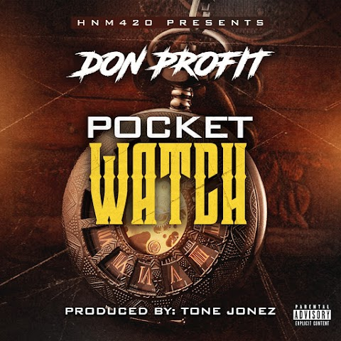 "Listen to new song ""Pocket Watch [The Maxi-single]"" by Don Profit"