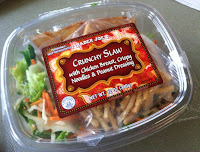 Image result for trader joe's peanut sauce salad""