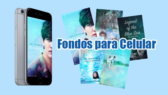 fondos celular legend of the blue sea frases de doramas
