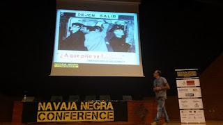 Navaja Negra 2016 - Jordi Ubach - ¿A qué piso va?