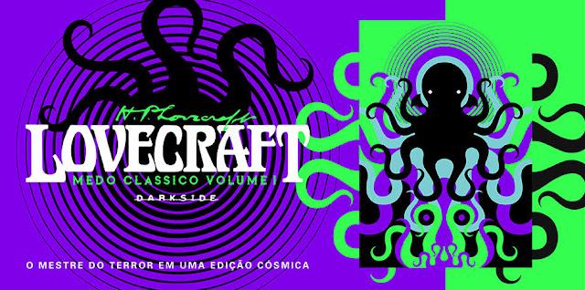 hp lovecraft darkside books cosmic edition banner1 - Lovecraft para todos: H.P Lovecraft: Medo Clássico Vol. 1