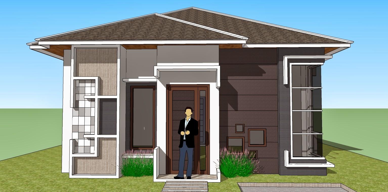 Design Rumah Minimalis Sederhana 2015