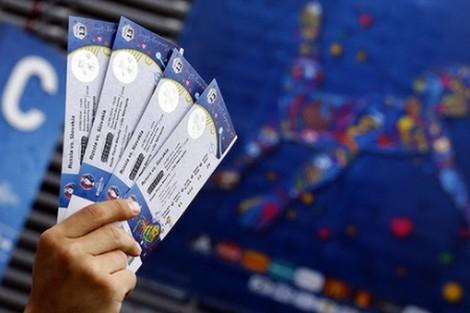 """الجهوية24 - كأس العالم """"روسيا 2018"""" .. مرحلة ثانية لطلب التذاكر تبدأ الثلاثاء"""