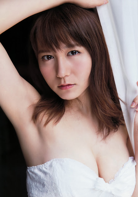 Hot girls Young Animal Japanese Idol Oba Mina 10